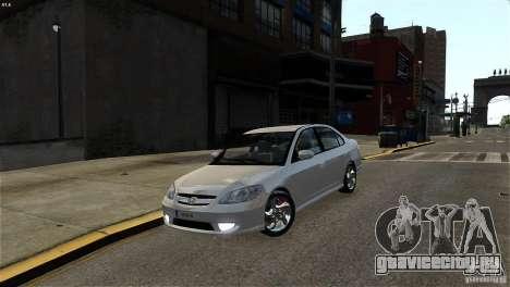 Honda Civic V-Tec для GTA 4