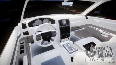 Chrysler 300C 2005 для GTA 4 вид сзади