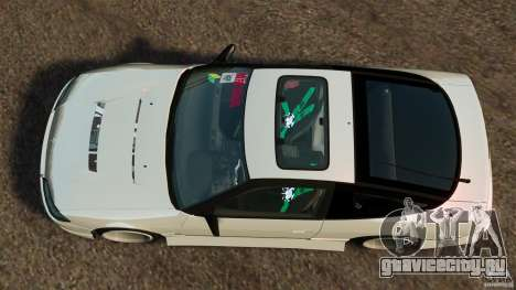 Nissan 240SX facelift Silvia S15 [RIV] для GTA 4 вид справа
