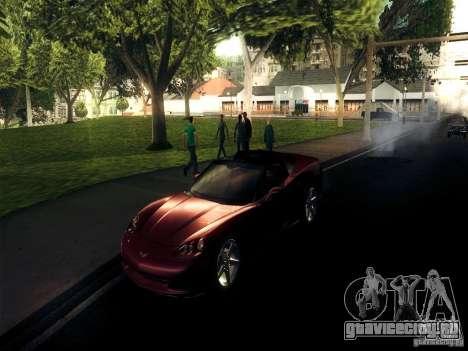 ENBSeries by muSHa для GTA San Andreas седьмой скриншот