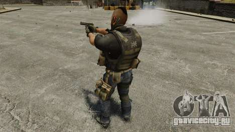 Капитан Джон Соуп МакТавиш для GTA 4 пятый скриншот