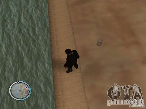 NEW GTA IV HUD 3 для GTA San Andreas