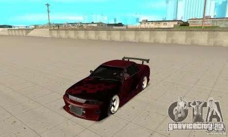 Nissan Skyline R32 Drift Edition для GTA San Andreas