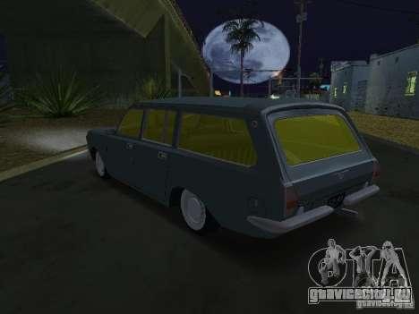 ГАЗ М24-02 для GTA San Andreas вид слева