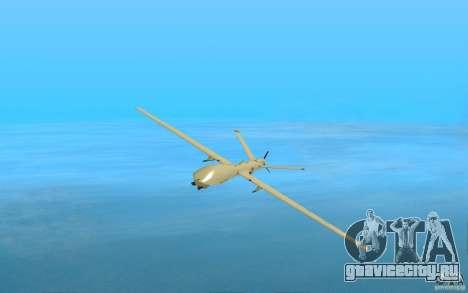 RQ9 Predator для GTA San Andreas