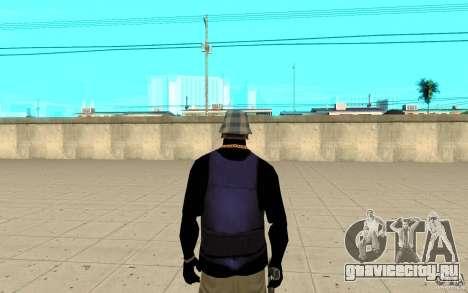Броник скин 5 для GTA San Andreas третий скриншот