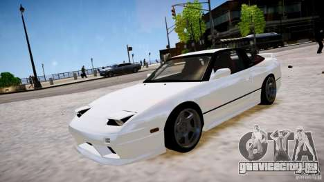 Nissan 240SX Drift для GTA 4