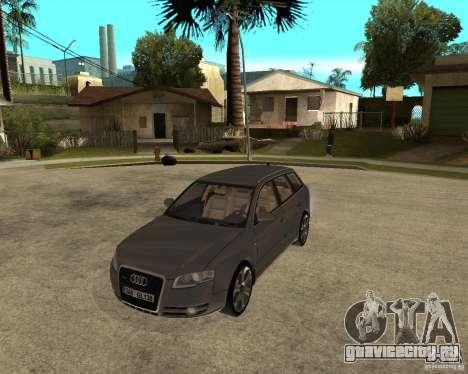 Audi A4 2005 Avant 3.2 quattro для GTA San Andreas