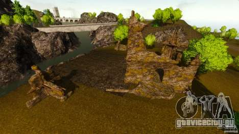 Countryside Mountains V для GTA 4 второй скриншот