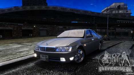 Nissan Laurel GC35 для GTA 4