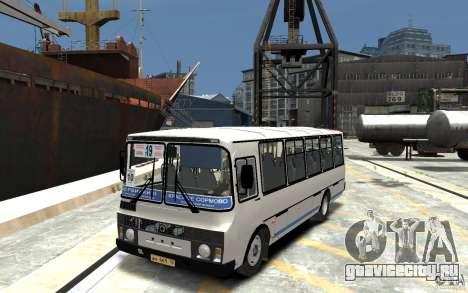 ПАЗ 4234 v2.0 для GTA 4