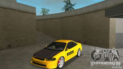 Honda Accord Coupe Tuning для GTA Vice City