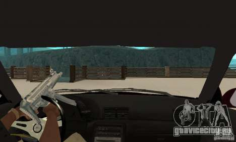 Nissan Skyline R32 Drift Edition для GTA San Andreas вид справа