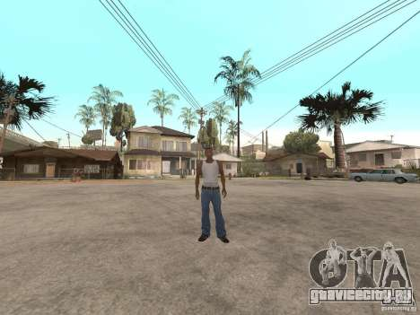 Awesome .IFP V3 для GTA San Andreas