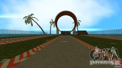 Bobeckas Park для GTA Vice City пятый скриншот