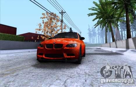 HQ Realistic World для GTA San Andreas
