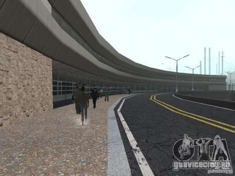 New Airport San Fierro для GTA San Andreas