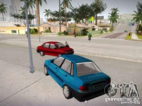 Kia Pride 131 для GTA San Andreas