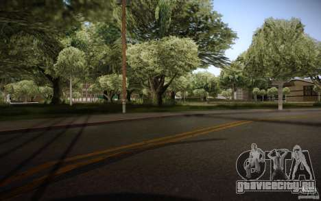 New Graphic by musha v2.0 для GTA San Andreas пятый скриншот