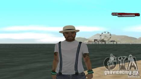 Skin Pack The Rifa Gang HD для GTA San Andreas одинадцатый скриншот