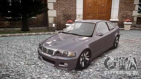 BMW 3 Series E46 v1.1 для GTA 4