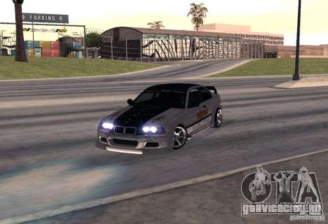 BMW M3 MyGame Drift Team для GTA San Andreas