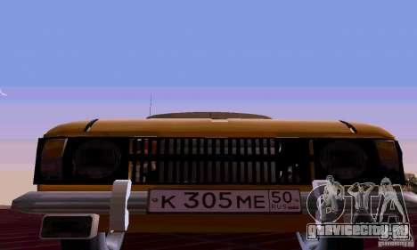 Москвич 412 для GTA San Andreas вид слева