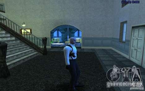 Agent 47 для GTA San Andreas пятый скриншот