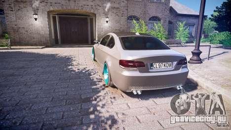 BMW E92 для GTA 4