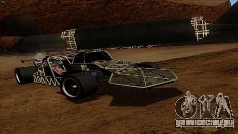 Flip Car из Furious 6 для GTA San Andreas