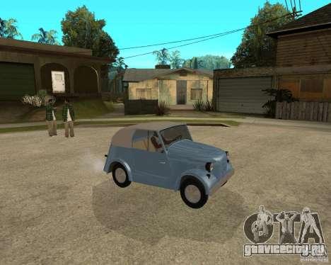 СМЗ С-3А для GTA San Andreas вид справа