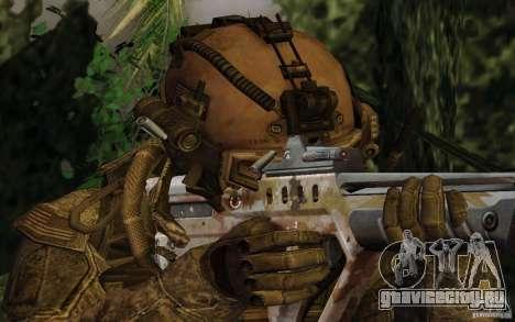 Tavor Tar-21 Steeldigital для GTA San Andreas третий скриншот