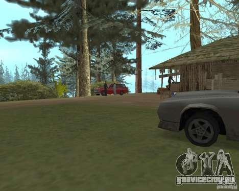 В гости к бабушке для GTA San Andreas второй скриншот