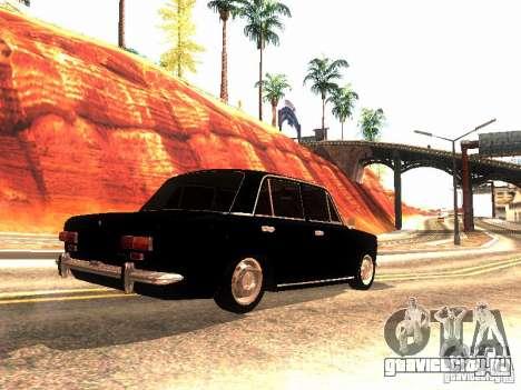 ВАЗ 2101 Сток для GTA San Andreas вид справа