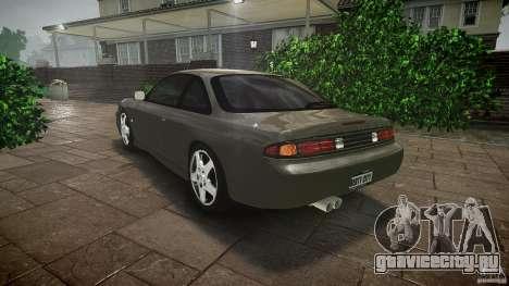Nissan 200SX для GTA 4 салон