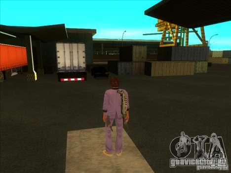 Кен Блок для GTA San Andreas второй скриншот