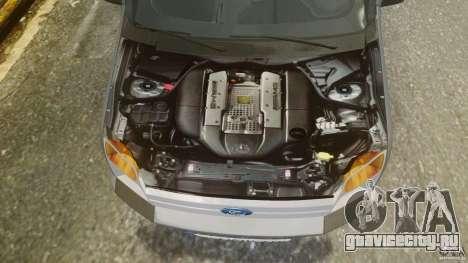 Ford Connect 2007 для GTA 4 вид сзади