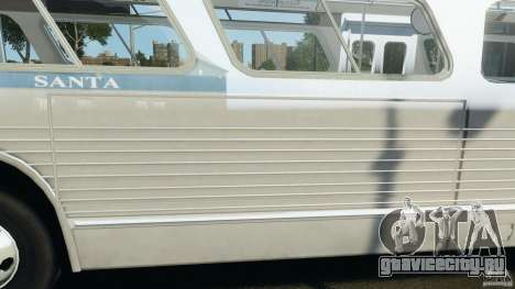GM New Look Fishbowl 1969 для GTA 4 салон
