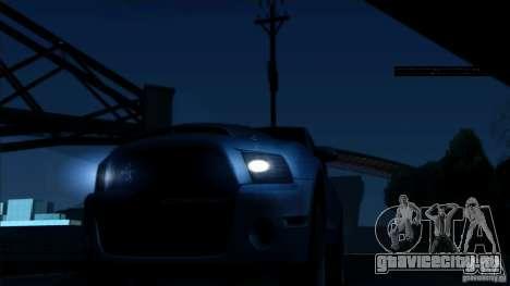 RAGE ENB для GTA San Andreas второй скриншот