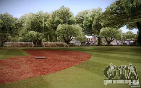 New Graphic by musha v2.0 для GTA San Andreas седьмой скриншот