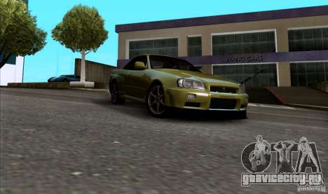 ENBseries by HunterBoobs v1.1 для GTA San Andreas