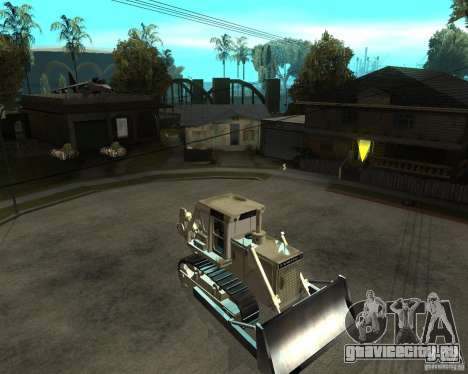 Komatsu D355A для GTA San Andreas
