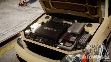 Chevrolet Evanda для GTA 4 вид сбоку
