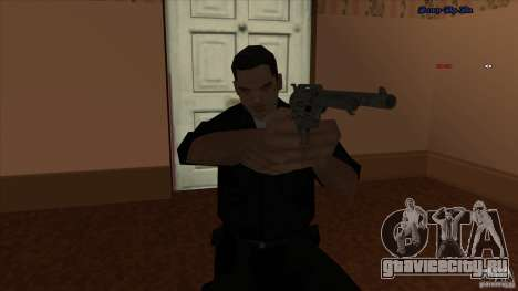 Colt Single Action Army для GTA San Andreas второй скриншот