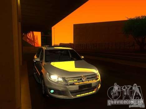 ENBSeries by Fallen для GTA San Andreas четвёртый скриншот