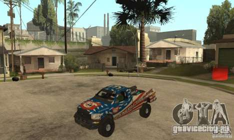 Dodge Power Wagon Paintjobs Pack 2 для GTA San Andreas