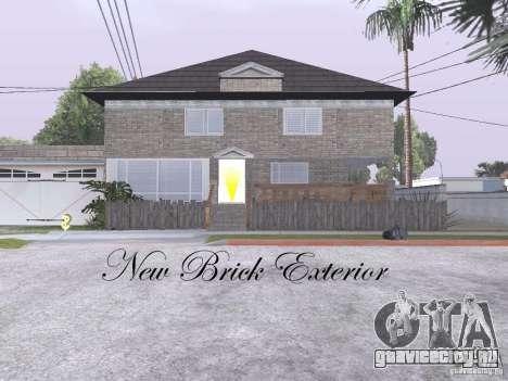 CJ Total House Remodel V 2.0 для GTA San Andreas пятый скриншот