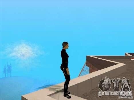 Matrix Skin Pack для GTA San Andreas четвёртый скриншот