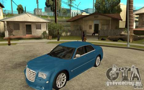 Chrysler 300C 6.1 SRT-8 2007 для GTA San Andreas