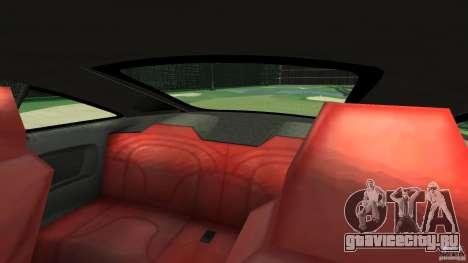 Audi TT Stock 2007 для GTA 4 вид сбоку